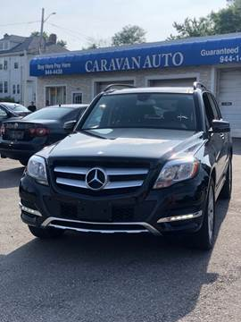 2014 Mercedes-Benz GLK for sale at Caravan Auto in Cranston RI