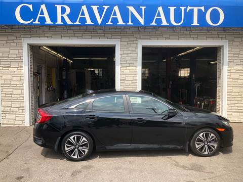 2016 Honda Civic for sale at Caravan Auto in Cranston RI