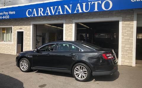 2013 Ford Taurus for sale at Caravan Auto in Cranston RI