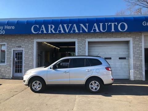 2011 Hyundai Santa Fe for sale at Caravan Auto in Cranston RI