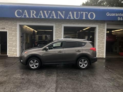 2015 Toyota RAV4 for sale at Caravan Auto in Cranston RI