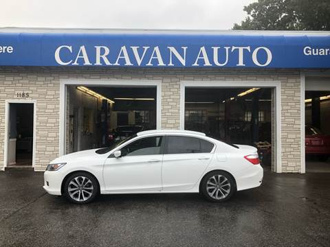 2015 Honda Accord for sale at Caravan Auto in Cranston RI