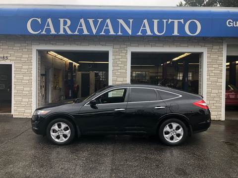 2011 Honda Accord Crosstour for sale at Caravan Auto in Cranston RI
