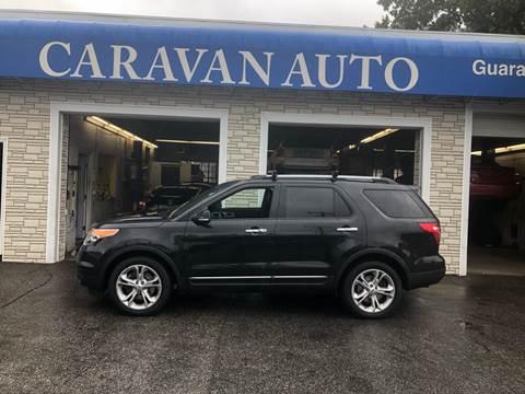 2015 Ford Explorer for sale at Caravan Auto in Cranston RI