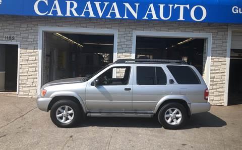 2004 Nissan Pathfinder for sale at Caravan Auto in Cranston RI
