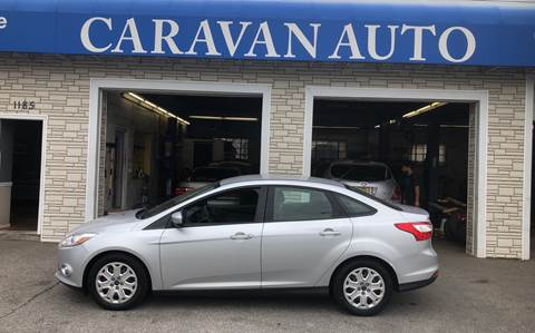 2012 Ford Focus for sale at Caravan Auto in Cranston RI