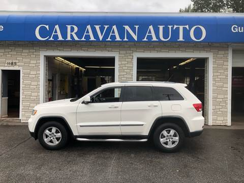2012 Jeep Grand Cherokee for sale at Caravan Auto in Cranston RI