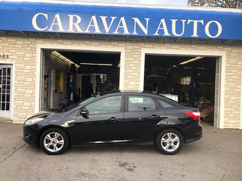 2013 Ford Focus for sale at Caravan Auto in Cranston RI