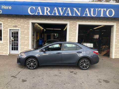2014 Toyota Corolla for sale at Caravan Auto in Cranston RI