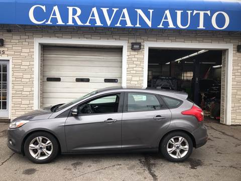 2014 Ford Focus for sale at Caravan Auto in Cranston RI