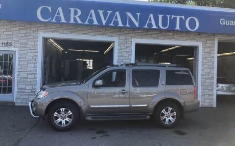 2008 Nissan Pathfinder for sale at Caravan Auto in Cranston RI