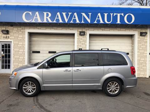 2014 Dodge Grand Caravan for sale at Caravan Auto in Cranston RI