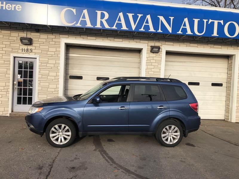 2011 Subaru Forester for sale at Caravan Auto in Cranston RI