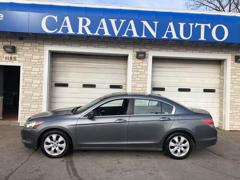 2010 Honda Accord for sale at Caravan Auto in Cranston RI