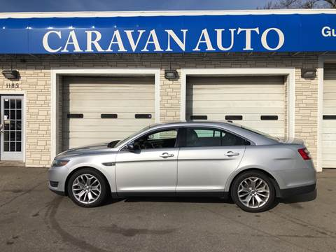 2014 Ford Taurus for sale at Caravan Auto in Cranston RI
