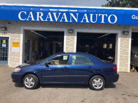 2008 Toyota Corolla for sale at Caravan Auto in Cranston RI