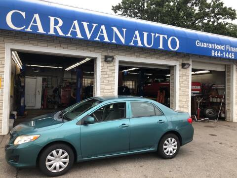 2010 Toyota Corolla for sale at Caravan Auto in Cranston RI