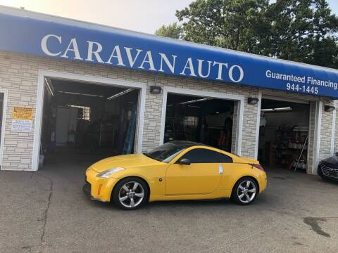 2005 Nissan 350Z for sale at Caravan Auto in Cranston RI