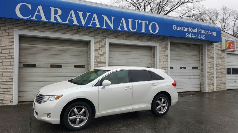 2011 Toyota Venza for sale at Caravan Auto in Cranston RI