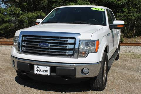 2013 Ford F-150 for sale in Hyannis, MA