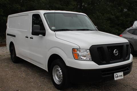 2016 Nissan NV Cargo for sale in Hyannis, MA