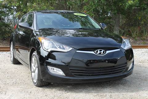 2017 Hyundai Veloster for sale in Hyannis, MA