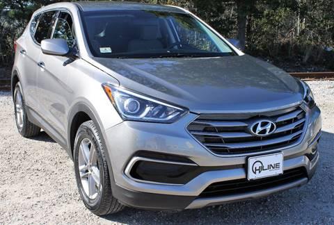 2017 Hyundai Santa Fe Sport for sale in Hyannis, MA