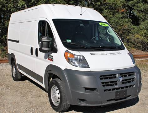 2017 RAM ProMaster Cargo for sale in Hyannis, MA