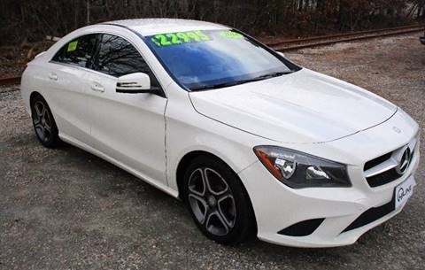 2014 mercedes benz cla for sale in massachusetts for Mercedes benz hyannis