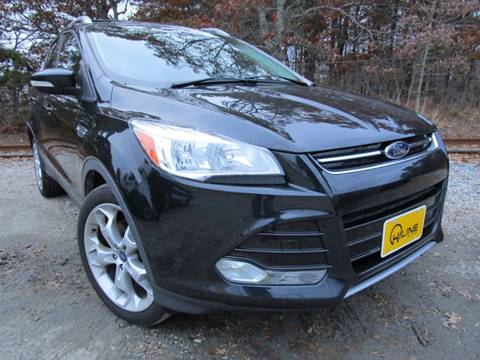Ford Escape For Sale In Hyannis Ma