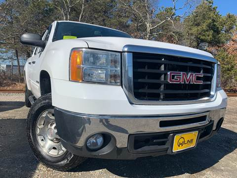 2009 GMC Sierra 2500HD for sale in Hyannis, MA