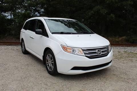 2013 Honda Odyssey for sale in Hyannis, MA