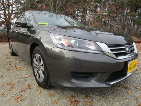 2013 Honda Accord for sale in Hyannis, MA