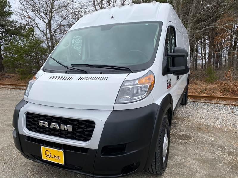2019 RAM ProMaster Cargo 2500 159 WB (image 4)