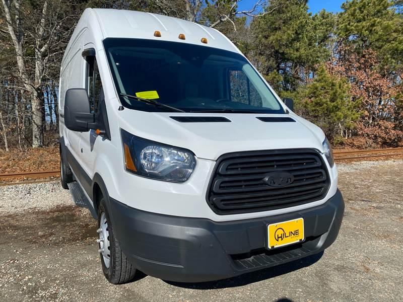 2016 Ford Transit Cargo 350 HD (image 1)