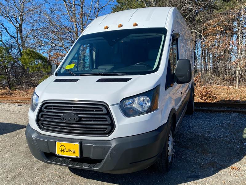 2016 Ford Transit Cargo 350 HD (image 6)