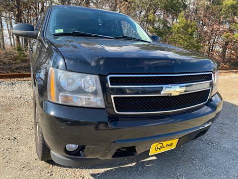 2009 Chevrolet Suburban LT 1500 for sale at HILINE AUTO SALES in Hyannis MA