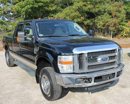 2008 Ford F-250 Super Duty for sale in Hyannis, MA