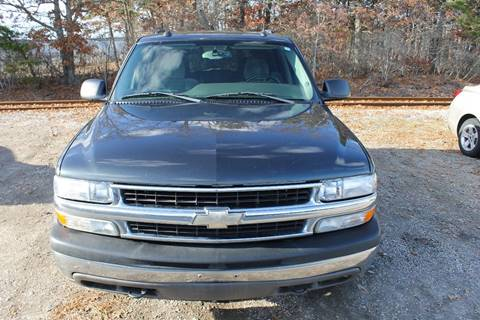 2005 Chevrolet Tahoe for sale in Hyannis, MA