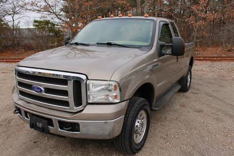 2005 Ford F-250 Super Duty for sale in Hyannis, MA