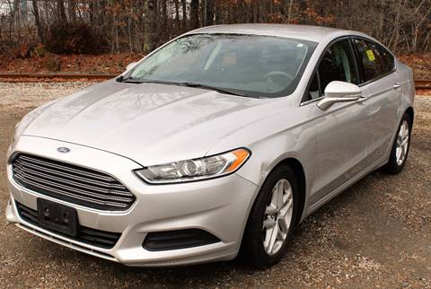 2015 Ford Fusion for sale in Hyannis, MA