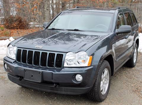 2007 Jeep Grand Cherokee for sale in Hyannis, MA