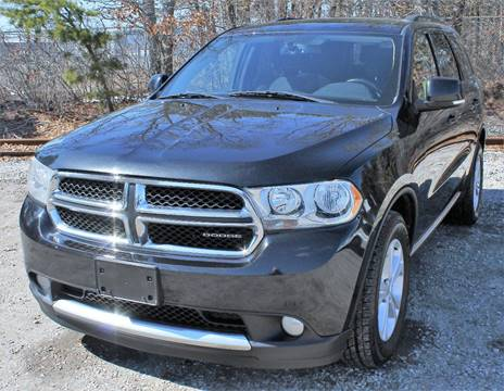 2011 Dodge Durango for sale in Hyannis, MA