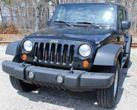 2008 Jeep Wrangler Unlimited for sale in Hyannis, MA