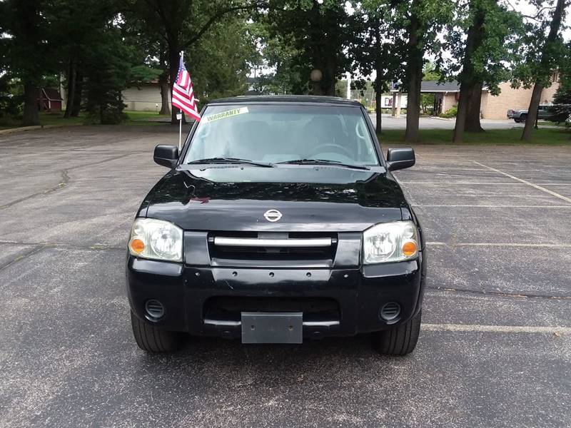 2004 Nissan Frontier 4dr Crew Cab XE-V6 4WD LB - Schererville IN