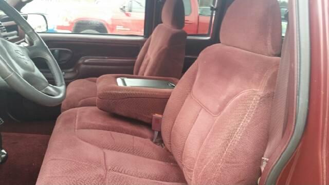 1998 Chevrolet C/K 2500 Series 2dr K2500 Silverado 4WD Extended Cab SB HD - Schererville IN