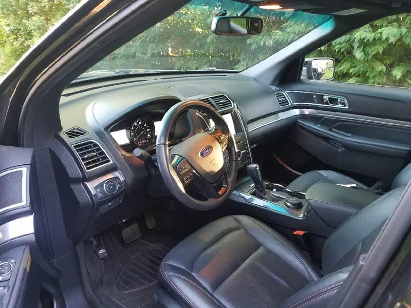 2016 Ford Explorer AWD Sport 4dr SUV - Schererville IN