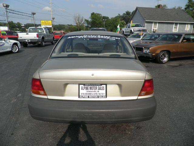 1996 Saturn S-Series SL 4dr Sedan - Schererville IN