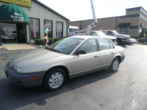 1996 Saturn S-Series for sale in Schererville, IN