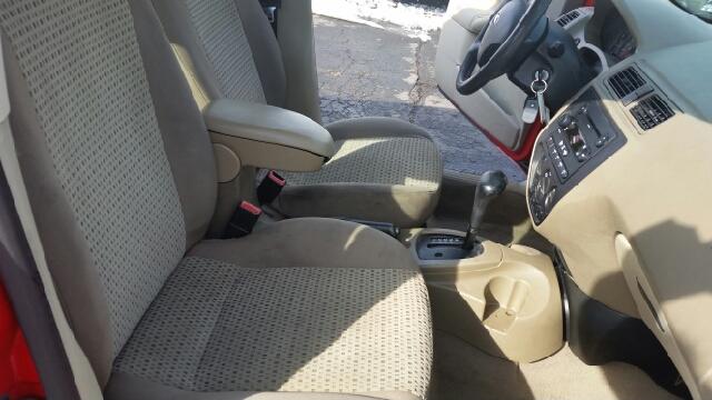 2007 Ford Focus ZX4 SE 4dr Sedan - Schererville IN